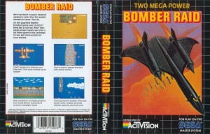 Bomber Raid US pour Master System