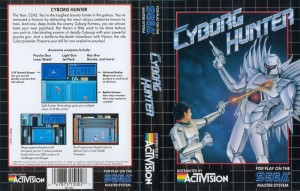Cyborg Hunter US pour Master System
