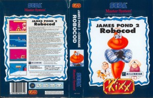 James Pond 2 : Codename Robocod