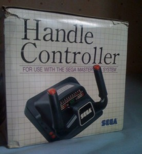 Handle Controller pour Master System