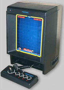 The MB Vectrex console
