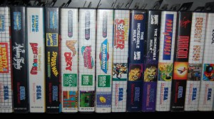 Cabinet C : some rare SMS games again